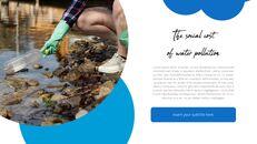 세계 물의 날 파워포인트 디자인_21