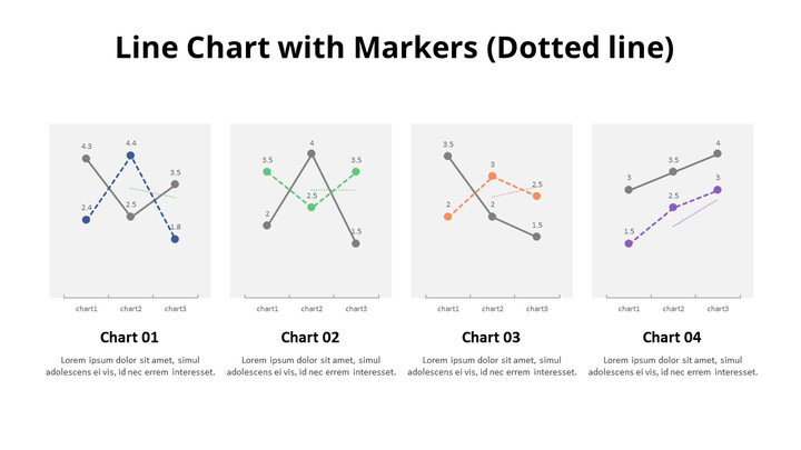 4 Line Charts with Markers_02