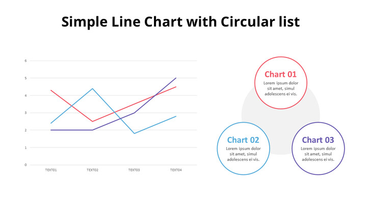 Simple Line Chart with List_01