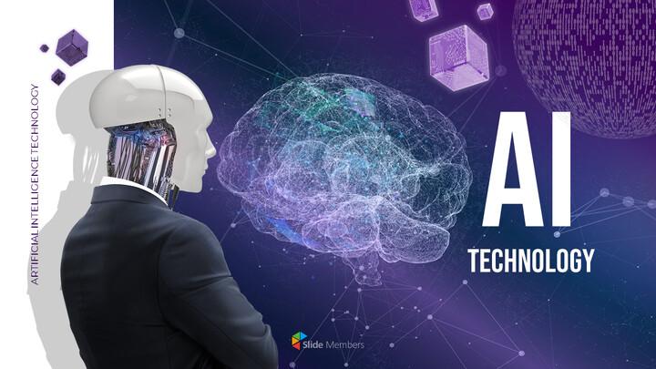 AI Technology Best Presentation Design_01