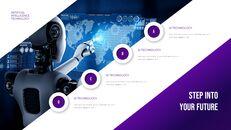 AI Technology Best Presentation Design_13