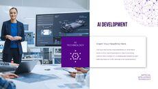 AI Technology Best Presentation Design_14