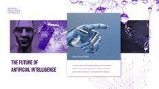 AI Technology Best Presentation Design_15