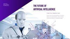 AI Technology Best Presentation Design_27