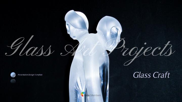 Glass Craft Powerpoint Presentation_01