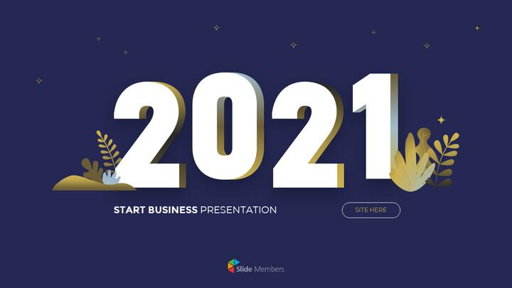 Diapositive animate con presentazione di inizio attività 2021_01