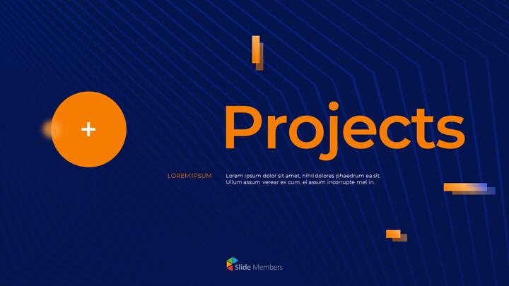 ビジネスプロジェクトの最高のプレゼンテーションアニメーションスライド_01