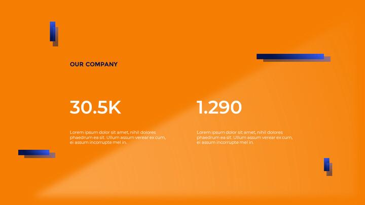 ビジネスプロジェクトの最高のプレゼンテーションアニメーションスライド_02