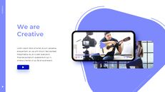 Contents Creator Company 피치덱 애니메이션 슬라이드_05