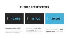 Video di presentazione PowerPoint di sfondo poligono aziendale_07
