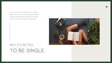A Single Life presentation slide design_05