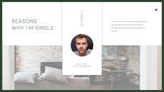 A Single Life presentation slide design_10