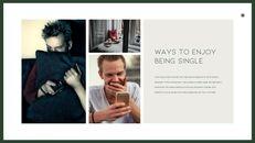 A Single Life presentation slide design_11