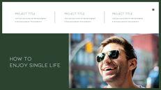 A Single Life presentation slide design_14