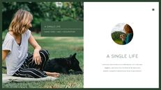 A Single Life presentation slide design_17