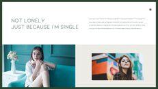 A Single Life presentation slide design_18