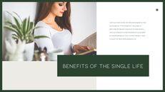 A Single Life presentation slide design_19
