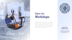 Glass Craft Theme Keynote Design_07