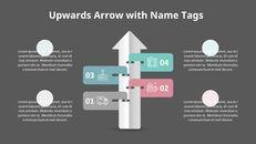 Diverging Arrows Infographic Diagram_06
