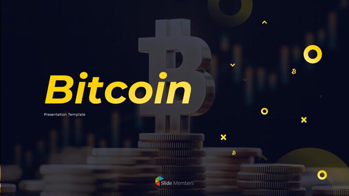 Bitcoin Financial Theme Powerpoint Presentation Video_01
