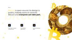 Bitcoin Financial Theme Powerpoint Presentation Video_03
