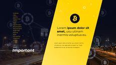 Bitcoin Financial Theme Powerpoint Presentation Video_05