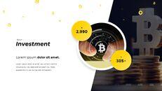 Bitcoin Financial Theme Powerpoint Presentation Video_09
