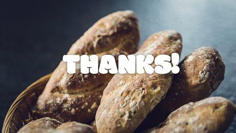 프랑스 빵 심플한 프레젠테이션 Google 슬라이드 템플릿_05