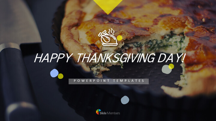 Happy Thanksgiving Easy Google Slides Template_01