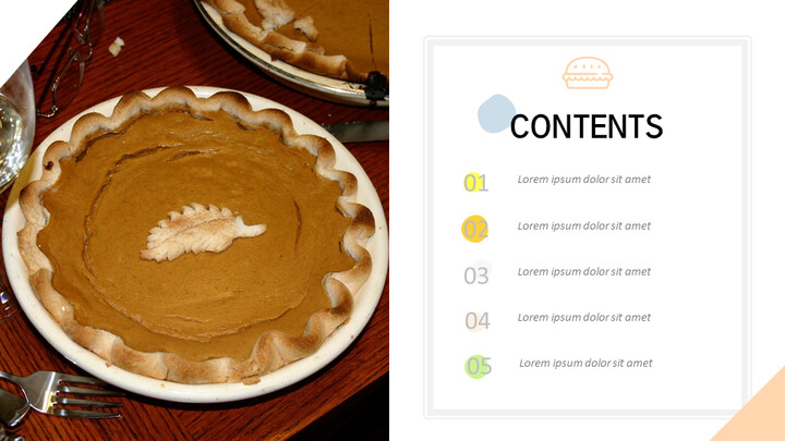 Happy Thanksgiving Easy Google Slides Template_02