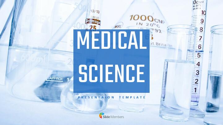 의학 심플한 슬라이드 디자인_01