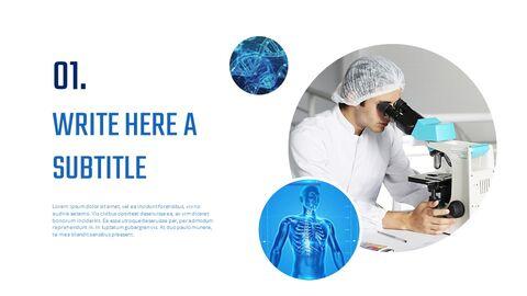 의학 심플한 슬라이드 디자인_03