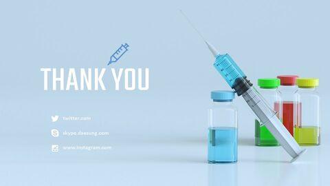 의학 심플한 슬라이드 디자인_05