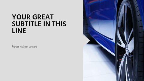 What car Simple Presentation Google Slides Template_04