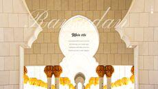 The Month of Ramadan PPT Templates Design_04