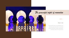 The Month of Ramadan PPT Templates Design_10
