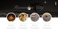 The Month of Ramadan PPT Templates Design_13