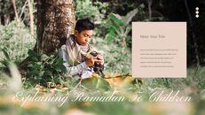 The Month of Ramadan PPT Templates Design_14