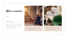 The Month of Ramadan PPT Templates Design_15