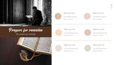The Month of Ramadan PPT Templates Design_16