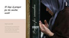 The Month of Ramadan PPT Templates Design_17
