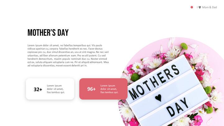 I ♥ Mom & Dad Business Presentation Examples_02