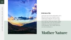 Great Nature slide template_05