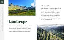 Great Nature slide template_08