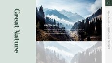 Great Nature slide template_22