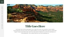 Great Nature slide template_23