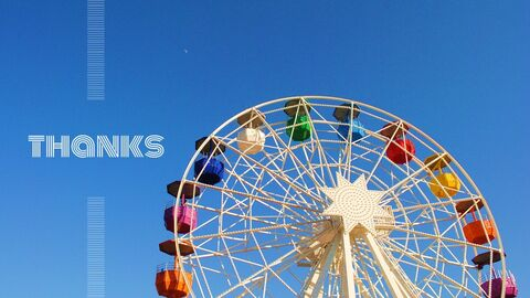 Amusement park Easy Google Slides_05