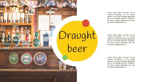 Drink a Beer Simple Presentation Google Slides Template_02