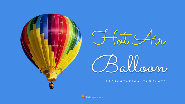 Hot air balloon Easy Slides Design_01