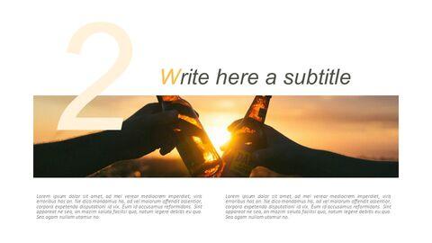 주류 판매점 편집이 쉬운 슬라이드 디자인_04